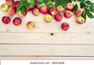 ripe apples