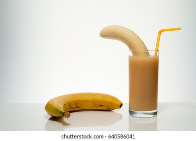 A Banana Without A Peel Images Stock Photos Vectors Shutterstock