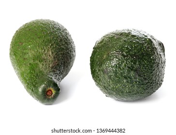 ripe fresh tropical fruits avocado as part of the nutrition for health
