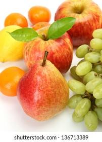 Ripe fruit