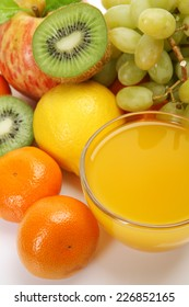 ripe fruit for a healthy diet