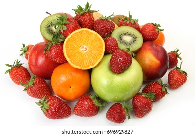 ripe fruit for healthy food