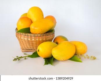 uk cheap sale sale various styles Mango Basket Images, Stock Photos & Vectors   Shutterstock