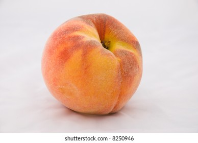 ripe peach from Palisade on Colorado's western slope