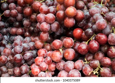 Ripped Grapes displayed