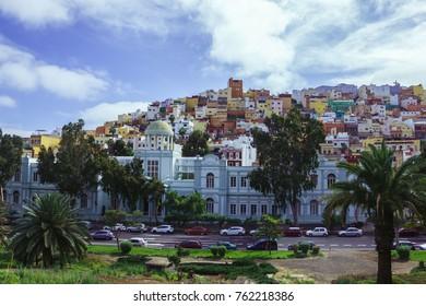 Risco de San Juan, Gran Canaria