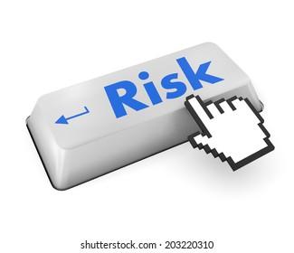 risk button