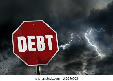 risk of debt