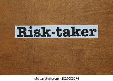 risk-taker closeup words
