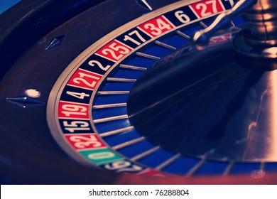 Risky life in casino
