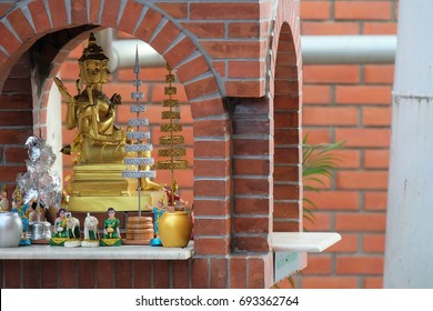 Rite and Belief of buddhism people ,Important rituals require a divine court.