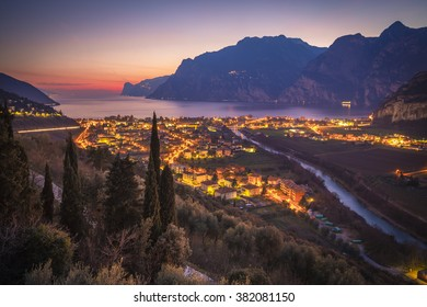 Riva del Garda, Garda Lake, Lombardy, Italy