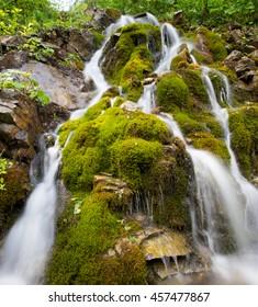 Rivendell waterfall
