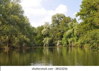 river in agva turkey