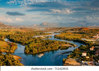 River in Albania