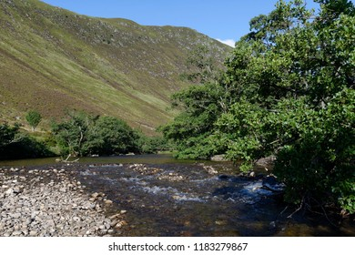 River Almond, Sma' Glen, Perth & Kinross, Scotland 