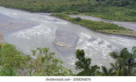 River Amazonia selva ecuatoriana jungle