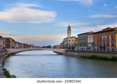 River Arno,Florence