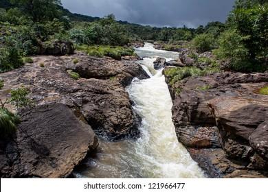 River in Fouta Djallon
