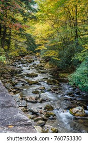 River in Great Smoky Mountains National Park