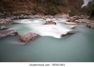 River in Himalayas