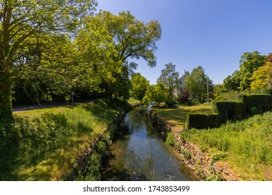 The river Jeker (English: Jeker) is a left-bank tributary to the river Meuse. The source of the Jeker is near the village of Geer, in the Belgian province of Liège