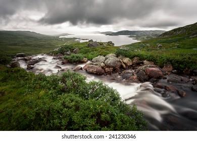 River in Jotunheimen, Norway