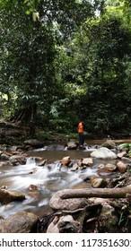 River at Malaysia