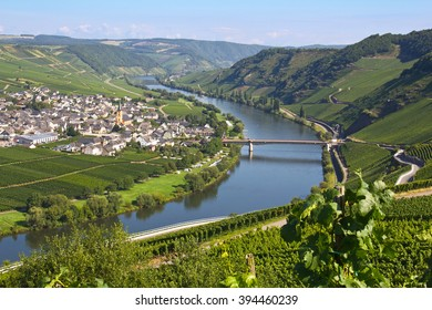 River Moselle, Germany