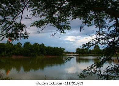 River Nan Evening