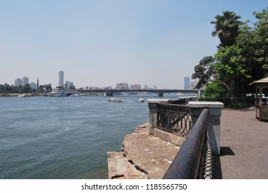 The River Nile, Egypt, North Africa