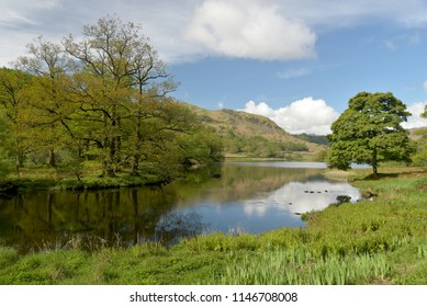 River Rothay between Grasmere and Rydalwater, Lake District