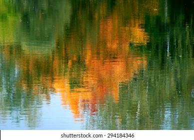 River shadows