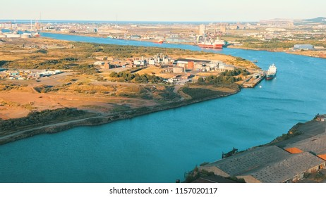 the river tees middlesbrough