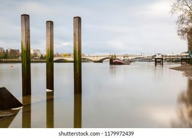 River Thames at Putney