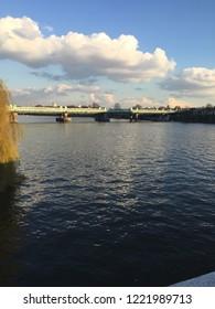 River Thames from Putney Bridge