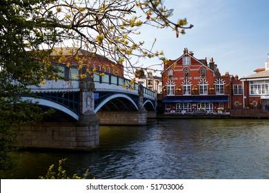 River Thames in Windsor
