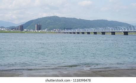 The river in Tokushima (part2)