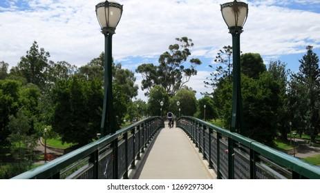 River Torrens Bridge in Adelaide