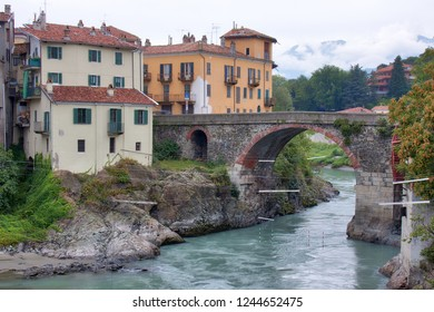 The river town of Ivrea Italy
