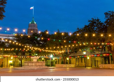 River Walk in San Antonio, Texas USA