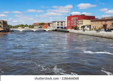Riverfront in Janesville Wisconsin
