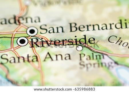 Riverside California USA Stock Photo (Edit Now) 635986883 - Shutterstock