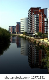 Riverside homes