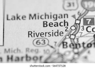 Riverside. Michigan. USA