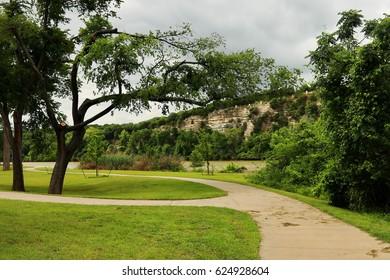 Riverside Park in Waco Texas