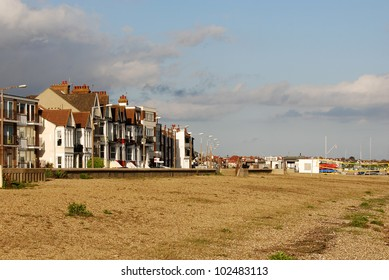 The riverside of Southend-on-Sea, Essex, England