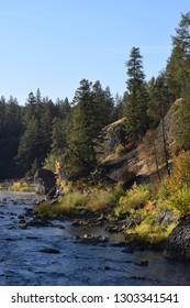 Riverside State Park in Spokane WA Fall