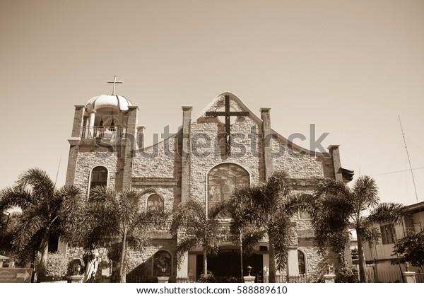 Rizal, Nueva Ecija, Philippines Catholic Church