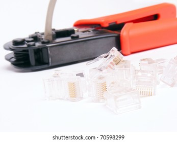 RJ45 connection